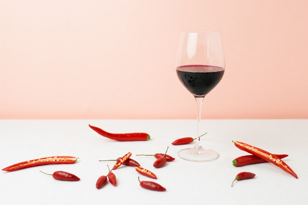 Best Wine for Spicy Food